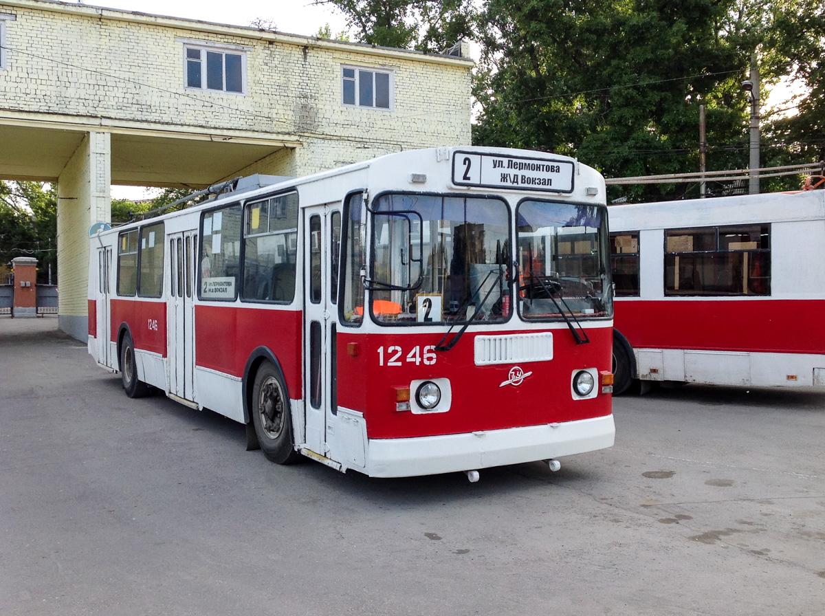 Саратов. ЗиУ-682Г-016 (ЗиУ-682Г0М) №1246