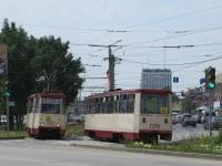 Челябинск. 71-605 (КТМ-5) №2092, 71-605А (КТМ-5А) №1378