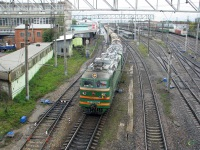 Вологда. ВЛ80с-575