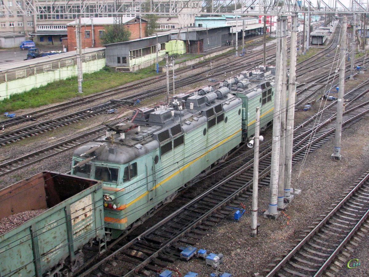 Вологда. ВЛ80с-1534