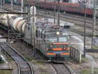 Вологда. ВЛ80с-1985