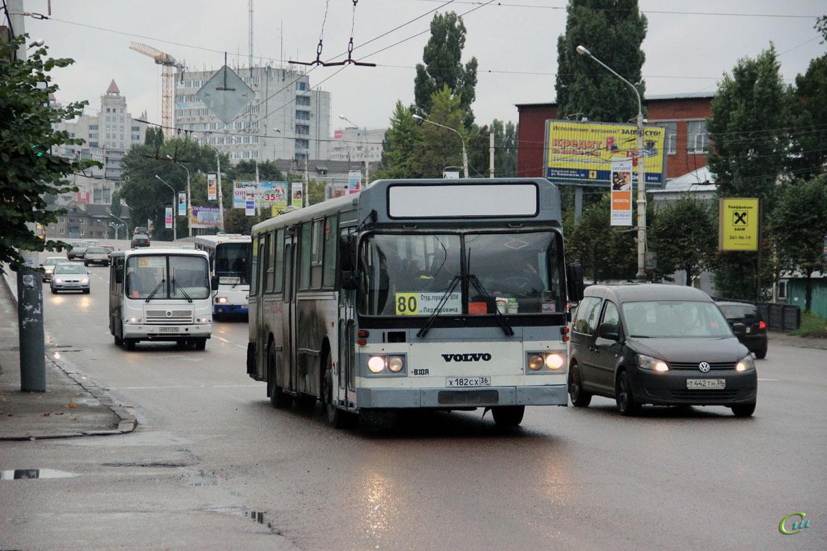 Воронеж. Säffle (Volvo B10R-59) х182сх