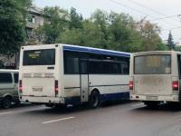 Воронеж. ГолАЗ-5256.34 н866уе, ПАЗ-320402-03 м921те