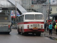 Воронеж. ЛАЗ-695Н ак852, Säffle (Volvo B10R-59) х182сх