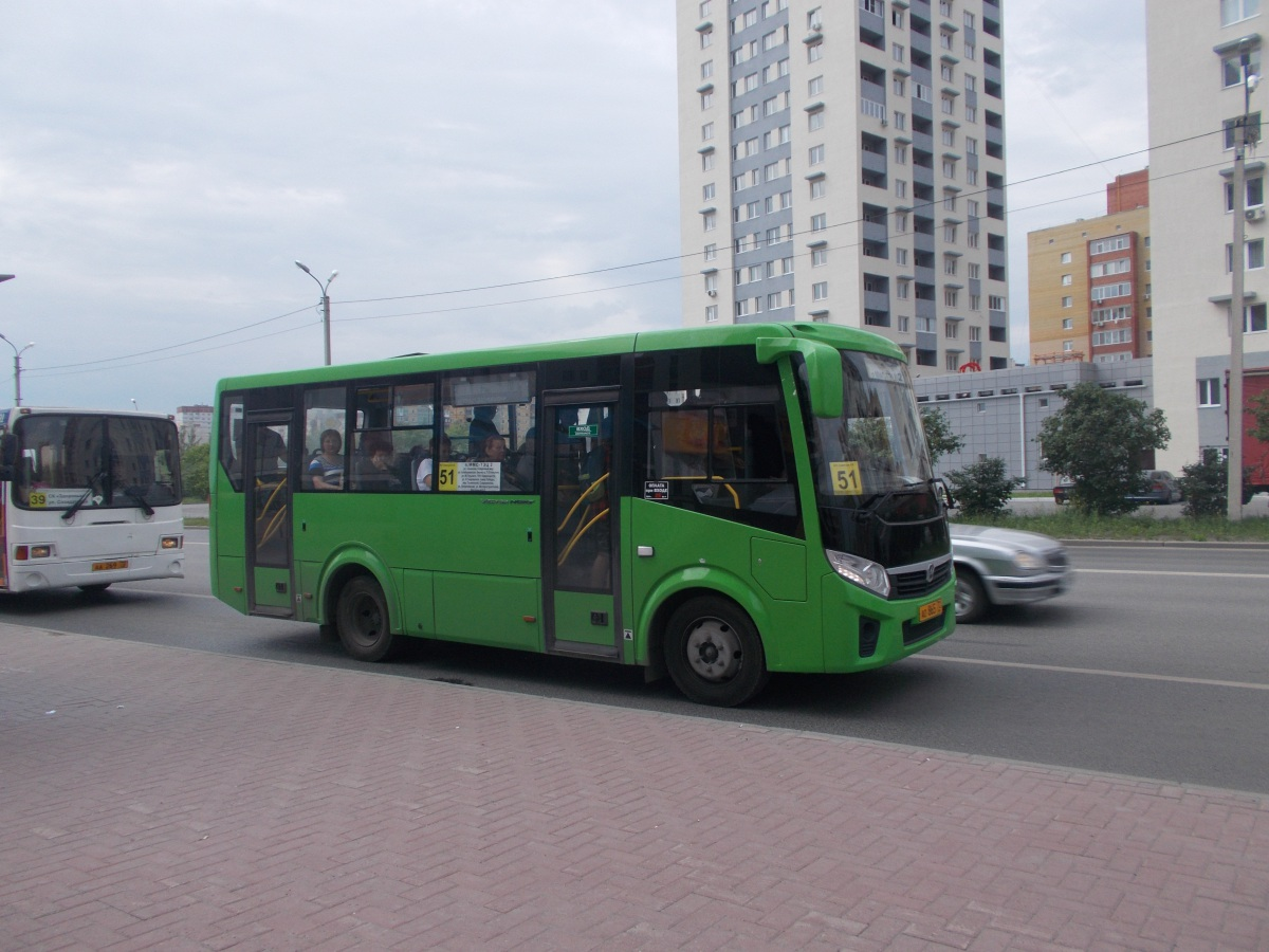Тюмень. ПАЗ-320405-04 ао865