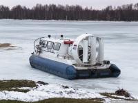 Петрозаводск. Судно на воздушной подушке ХИВУС-10 № 480 (РШП 08-99)