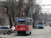 Краснодар. 71-608К (КТМ-8) №227, 71-605 (КТМ-5) №СВ-2