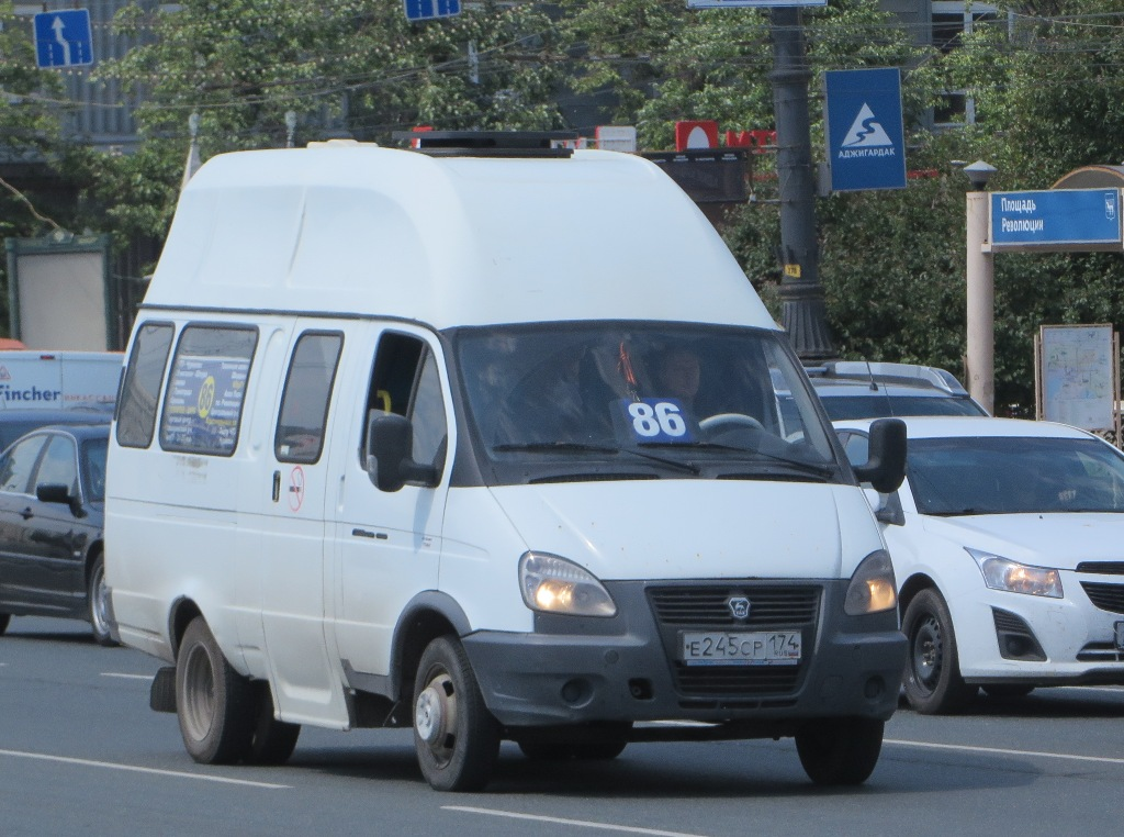 Челябинск. Луидор-2250 е245ср