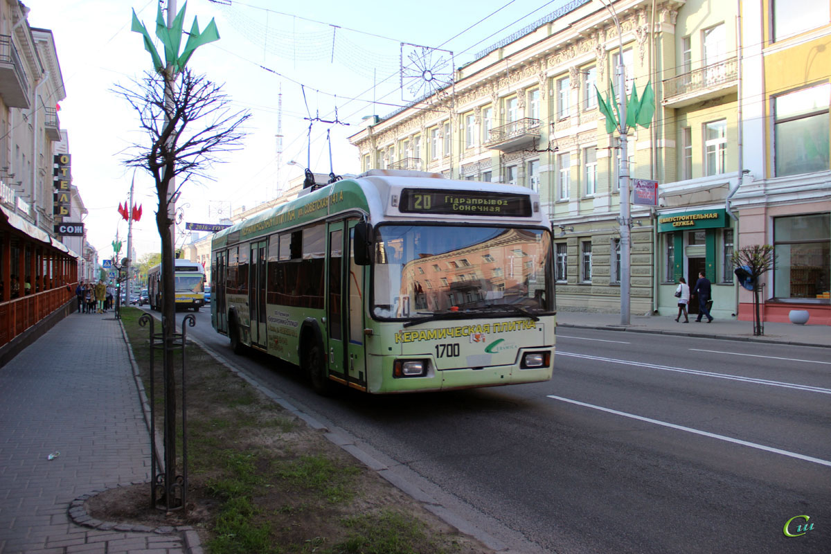Гомель. АКСМ-32102 №1700
