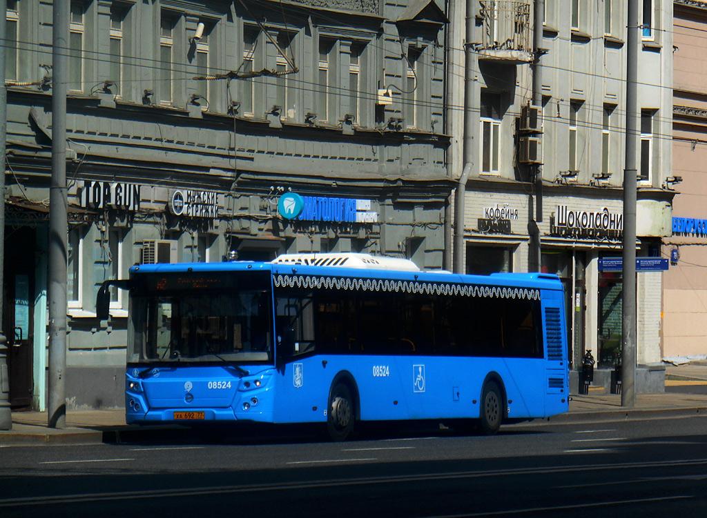 Москва. ЛиАЗ-5292.65 ха692