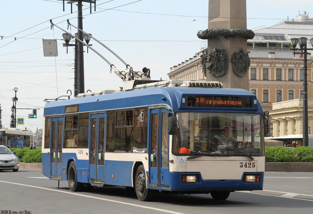 Санкт-Петербург. АКСМ-321 №3425