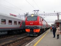 Екатеринбург. ЭП2К-201