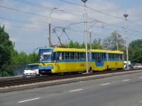 Киев. Tatra KT3 №405
