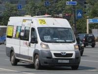 Челябинск. Нижегородец-2227 (Peugeot Boxer) а909тр