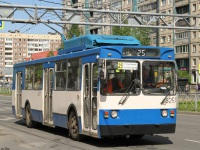 Санкт-Петербург. МТрЗ-6223 №6257