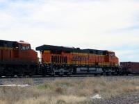 Кингман. GE ES44DC-7422