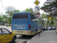 Кисловодск. Mercedes-Benz O304 а481вт