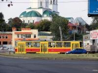 Курск. Tatra T6B5 (Tatra T3M) №076