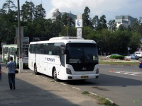 Жуковский. ЛиАЗ-5256.25 ат414, Hyundai Universe Space Luxury кв328
