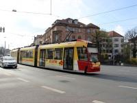 Нюрнберг. ADtranz GT8N2 №1118