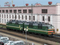 Орша. ВЛ80с-592