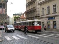 Прага. Tatra T3SUCS №7273