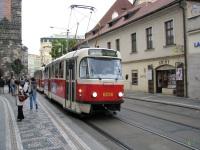 Прага. Tatra T3R.P №8236