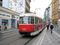 Прага. Tatra T3R.P №8489