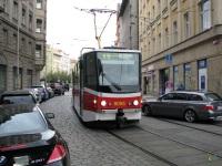 Прага. Tatra KT8D5 №9095