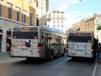 Рим. Irisbus CityClass CNG DB 493KB, Irisbus CityClass CNG EZ 555LN