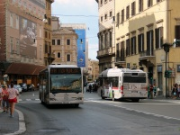 Рим. Mercedes O530 Citaro CR 849JK, Irisbus CityClass CNG DN 535AP