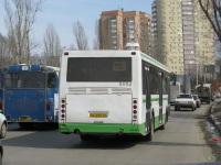 Ростов-на-Дону. Mercedes-Benz O305 ам895, ЛиАЗ-5256.53 ма695