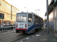 Москва. 71-608КМ (КТМ-8М) №4214