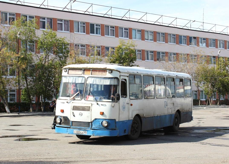 Шадринск. ЛиАЗ-677М е400кх