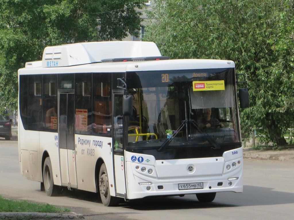 Курган. КАвЗ-4270-70 х655мв