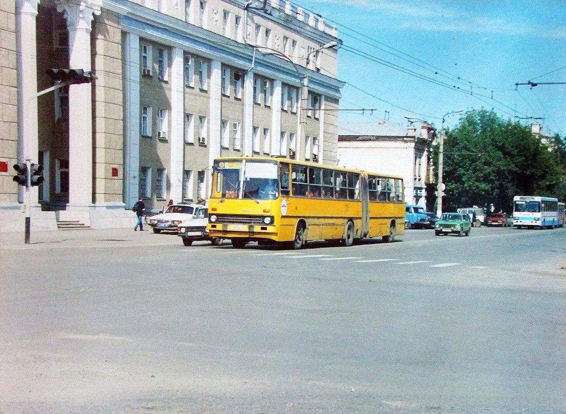 Курган. Ikarus 280.33 т633ас