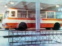 Курган. Автобус ЛиАЗ-677