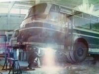 Курган. Автобус ЛАЗ-695М