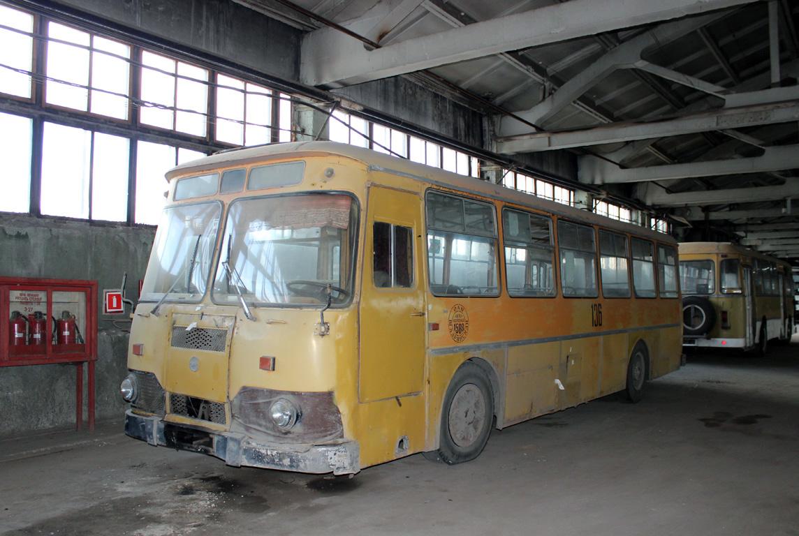 Шадринск. ЛиАЗ-677М х738кв