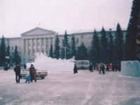 Курган. ЛиАЗ-677М №248