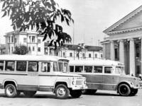 Курган. Автобусы КАвЗ-685, КАвЗ-651