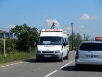 Самтредиа. Ford Transit LLZ-441