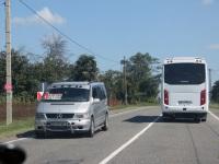 Самтредиа. Otokar Sultan QQ-409-QG, Mercedes-Benz Vito BB-327-OB