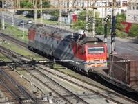 Курган. 2ЭС6-304