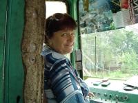 Хабаровск. Водитель трамвая Рязанцева Татьяна Леонидовна