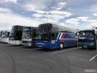 ShenLong SLK6798F1A м241ан, Neoplan N116 Cityliner т290мн, Van Hool T815 Alizée н847ум, Drögmöller E430Ü SuperComet м364тт