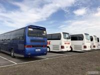 MAN R07 Lion's Coach т202сн, MAN R08 Lion's Top Coach х111рм, Hyundai AeroExpress HSX к018ма