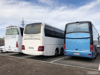 Ростов-на-Дону. King Long XMQ6129Y е533сс, MAN R08 Lion's Top Coach н888ах, King Long XMQ6127C е300ак