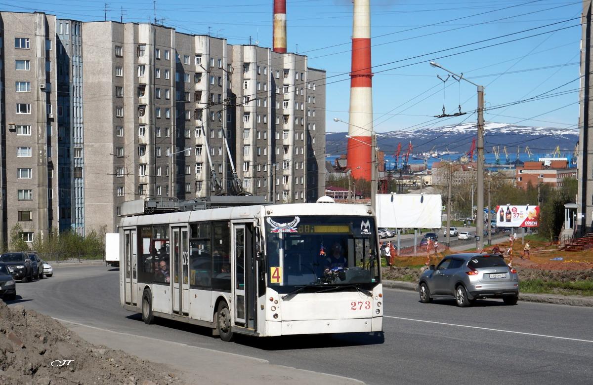 Мурманск. ТролЗа-5265.00 №273