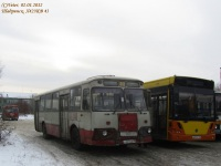 КАвЗ-4239 в697ет, ЛиАЗ-677М х423кв